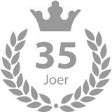 35 Joer